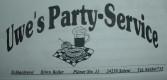 Uwes Party Service - Telefon 04384/735
